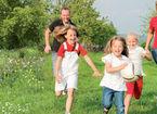 Deset tipů, jak rozhýbat rodinu